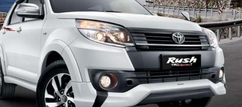 Ini Jadwal Toyota All New Rush Siap Beraspal di Makassar