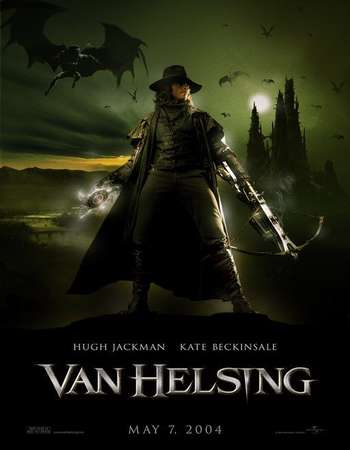 Van Helsing 2004 Hindi Dual Audio BRRip Full Movie Download