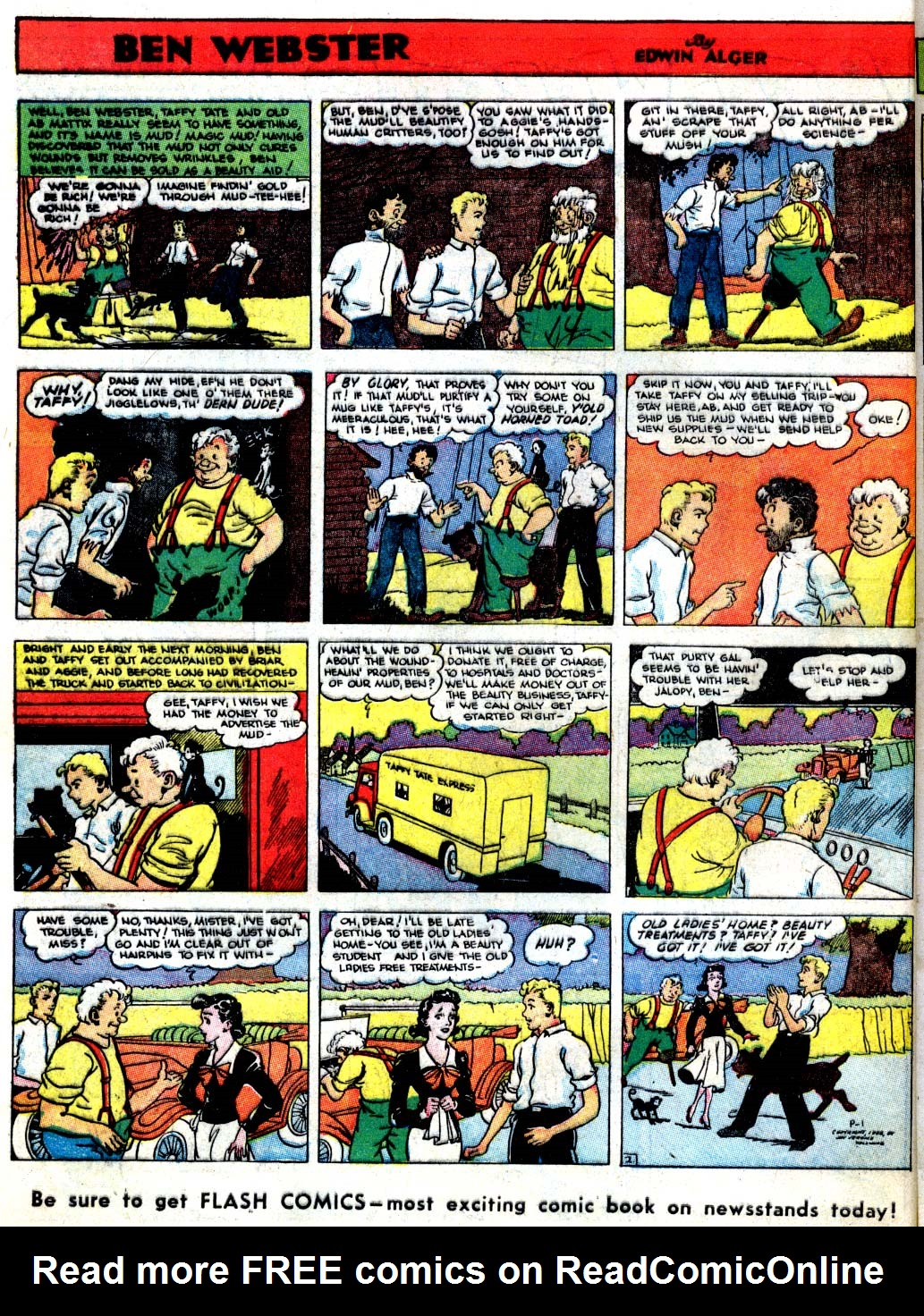 Read online All-American Comics (1939) comic -  Issue #14 - 28