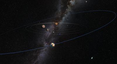 Ένα μυστηριώδες αντικείμενο μεγέθους Άρη θα μπορούσε να κρυφτεί στην άκρη του ηλιακού μας συστήματος