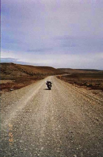 ushuaia8 - AVENTURA: MOTOS ESPORTIVAS - QUEBRANDO PARADIGMAS?