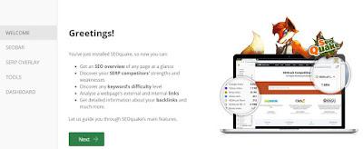 Cara Memasang SEOquake untuk Mengetahui Kekuatan SEO Website/Blog Kompetitor