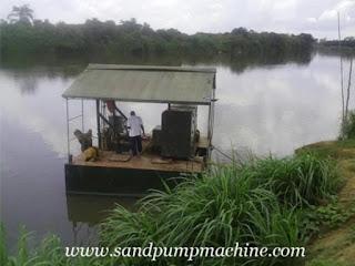 submersible sediment pump