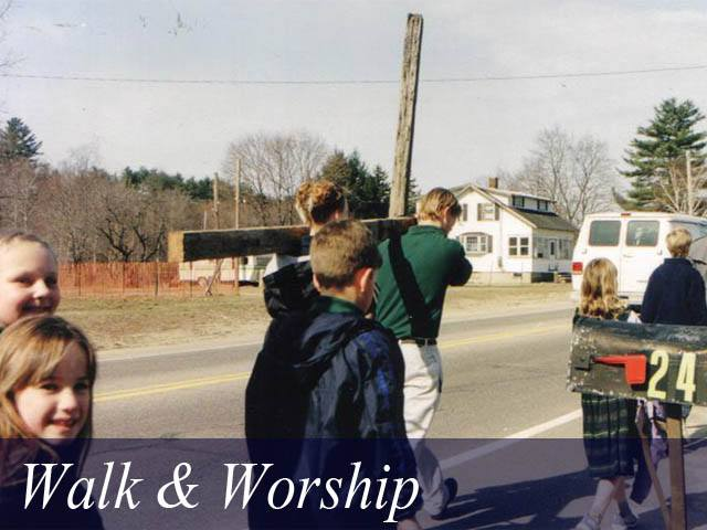 Walk with Christ - Light of the World Christian Church