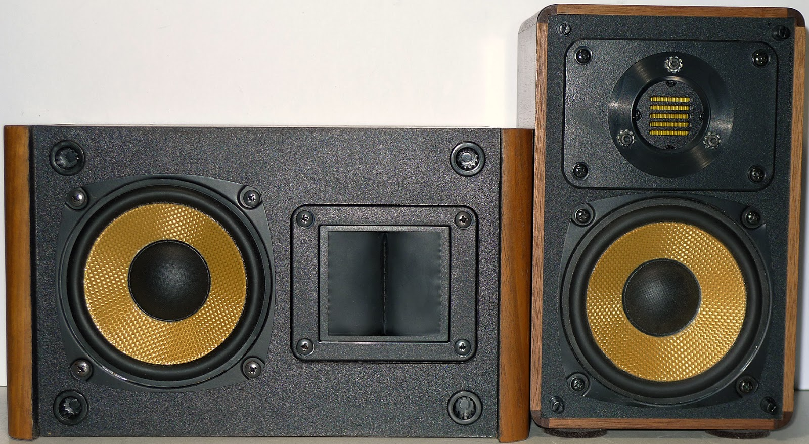 Legendary Optimus Pro Lx4 Speakers Trying New Twisted Pair