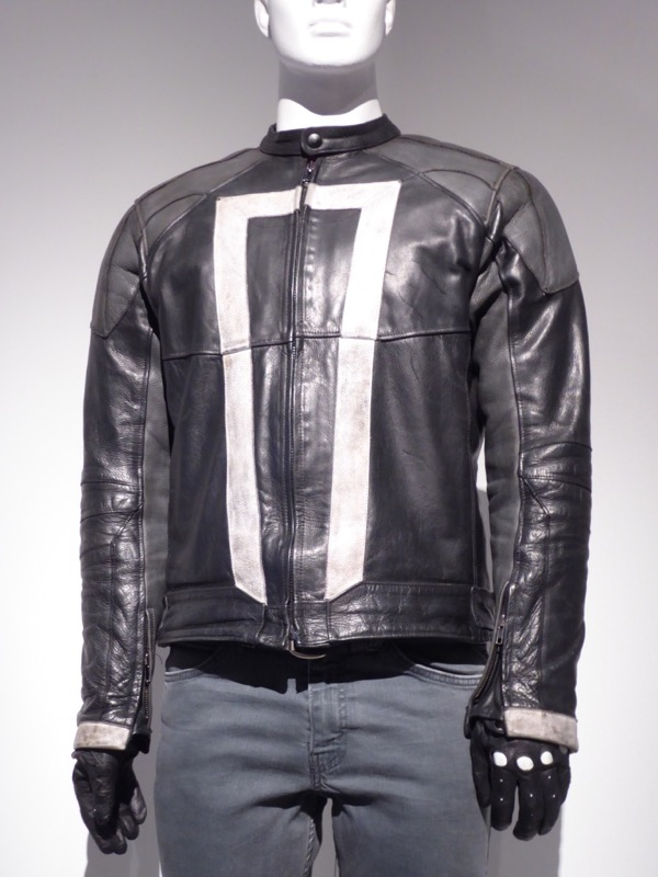Robbie Reyes Ghost Rider jacket Agents SHIELD