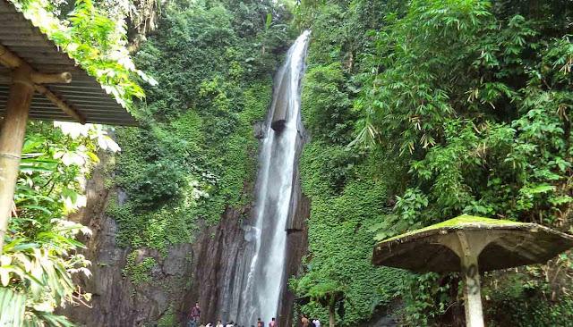 wisata air terjun pacet coban canggu