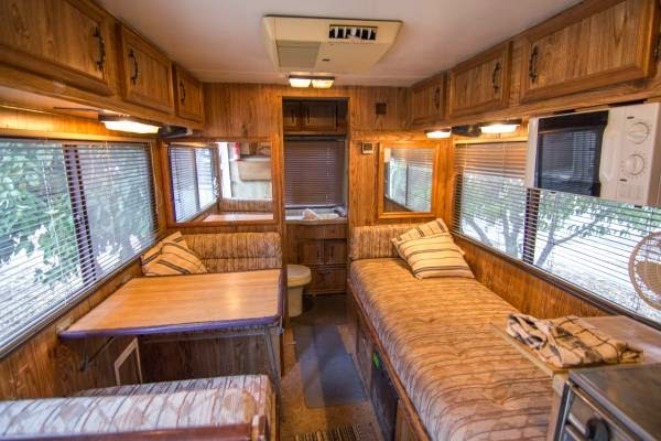 Used Rvs 1986 Toyota Dolphin Motorhome For Sale For Sale