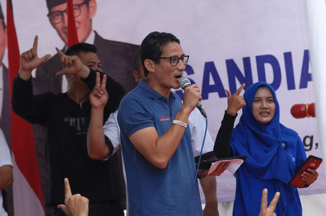 Cerita Sandi Pernah Dikriminalisasi karena Dukung Jokowi pada Pilgub DKI 2012