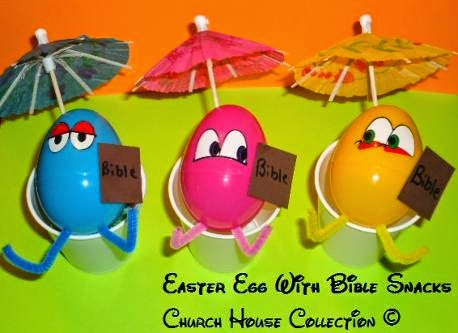 Church House Collection Blog Easter Sunday School Lessons Crafts
