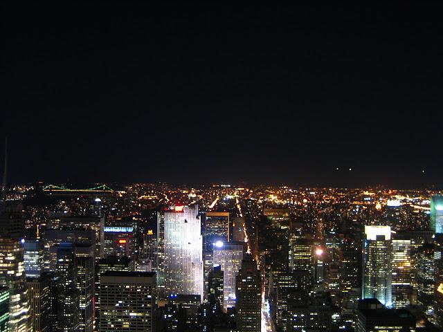 newyork-nightsight ニューヨークの夜景