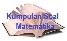Soal UTS Matematika Kelas 3 SD Semester Genap