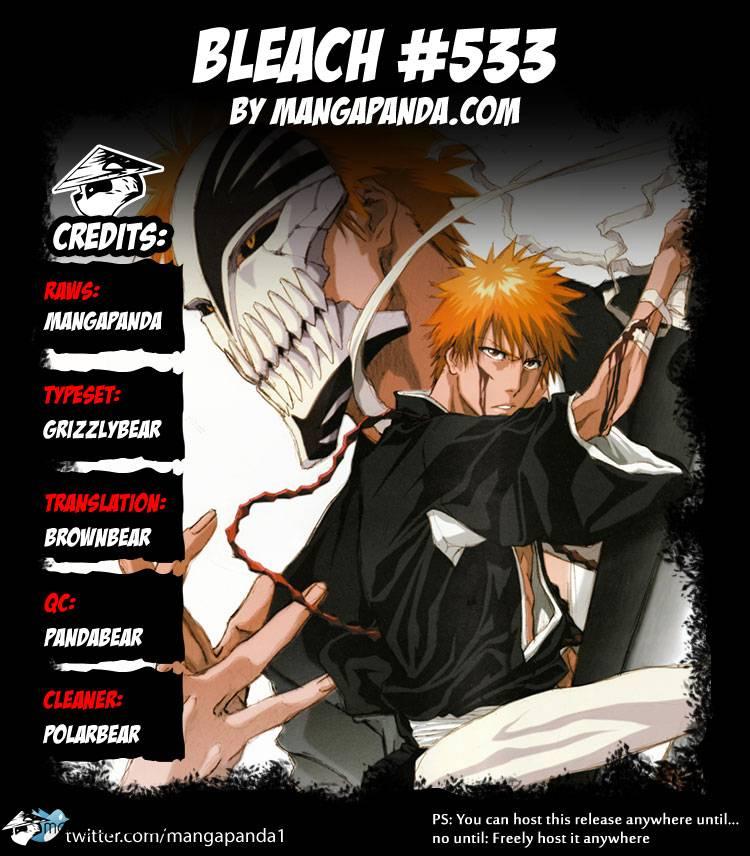 Bleach chapter 533 trang 22