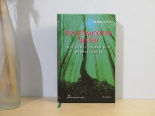 """""""Verschwundene Seelen"""" von Annika Meyer"""