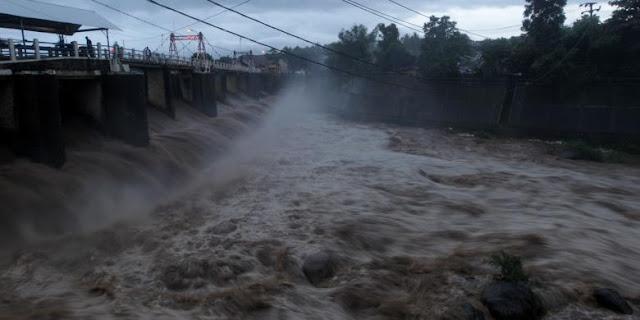BNPB: Meski Katulampa Siaga 1, Jakarta Tidak Akan Banjir Besar