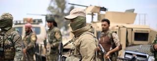 مصرع 47 عنصراً مسلحاً في هجوم داعش في دير الزور