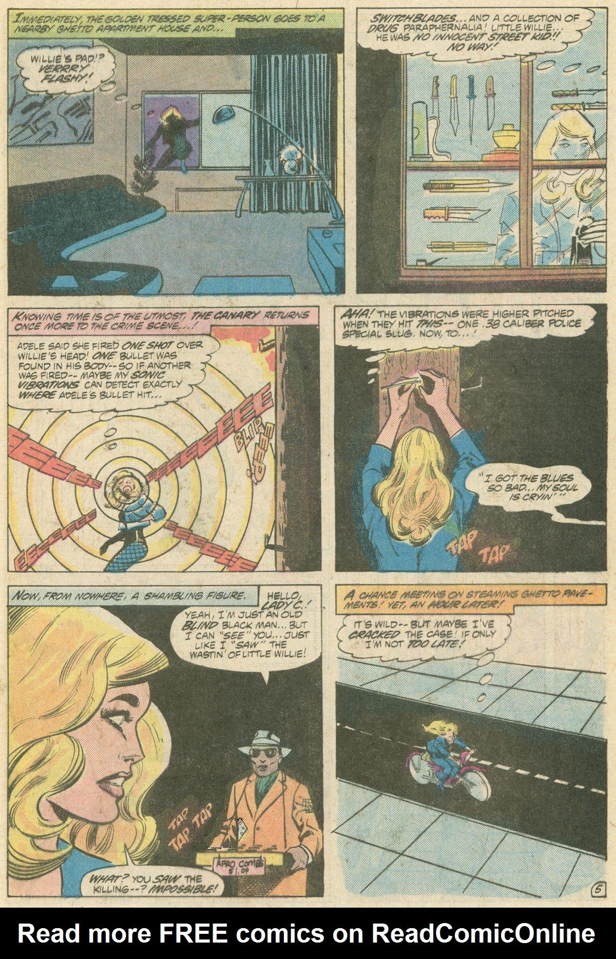 Read online World's Finest Comics comic -  Issue #267 - 21