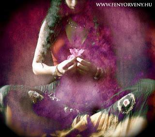 Koncentrációs gyakorlatok: Belső virág meditáció