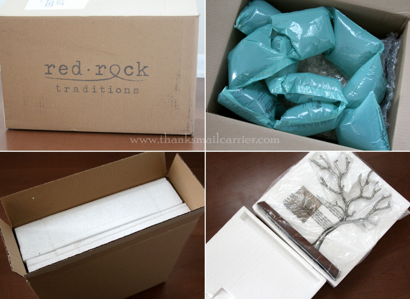 red rock traditions packaging