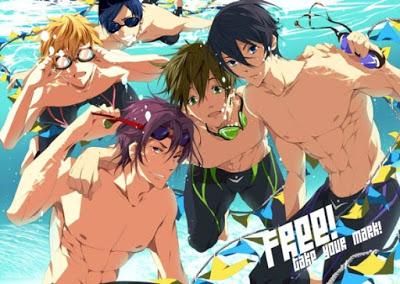 Hình ảnh Free! - Iwatobi Swim Club