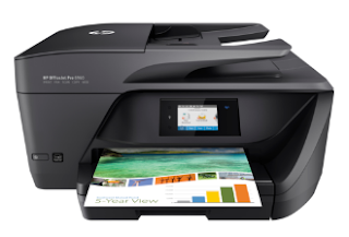 HP OfficeJet Pro 6960 Printer Driver Download