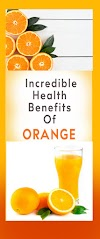 Incredible health benefits of oranges