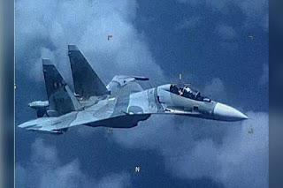 Jet Su-30 Venezuela