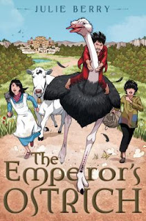 The Emperor's Ostrich book cover