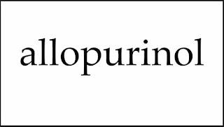 allopurinol, asam urat, gout, obat, urikosurik, cara mengkonsumsi allopurinol, Efek samping allopurinol