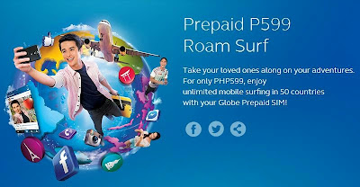 Globe Prepaid Introduces 24-Hour Unlimited Data Roaming For Only Php599