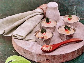 Gambar Resep Skotel Kukus Sayuran