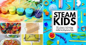 50 Hands-On STEAM Activities for Kids