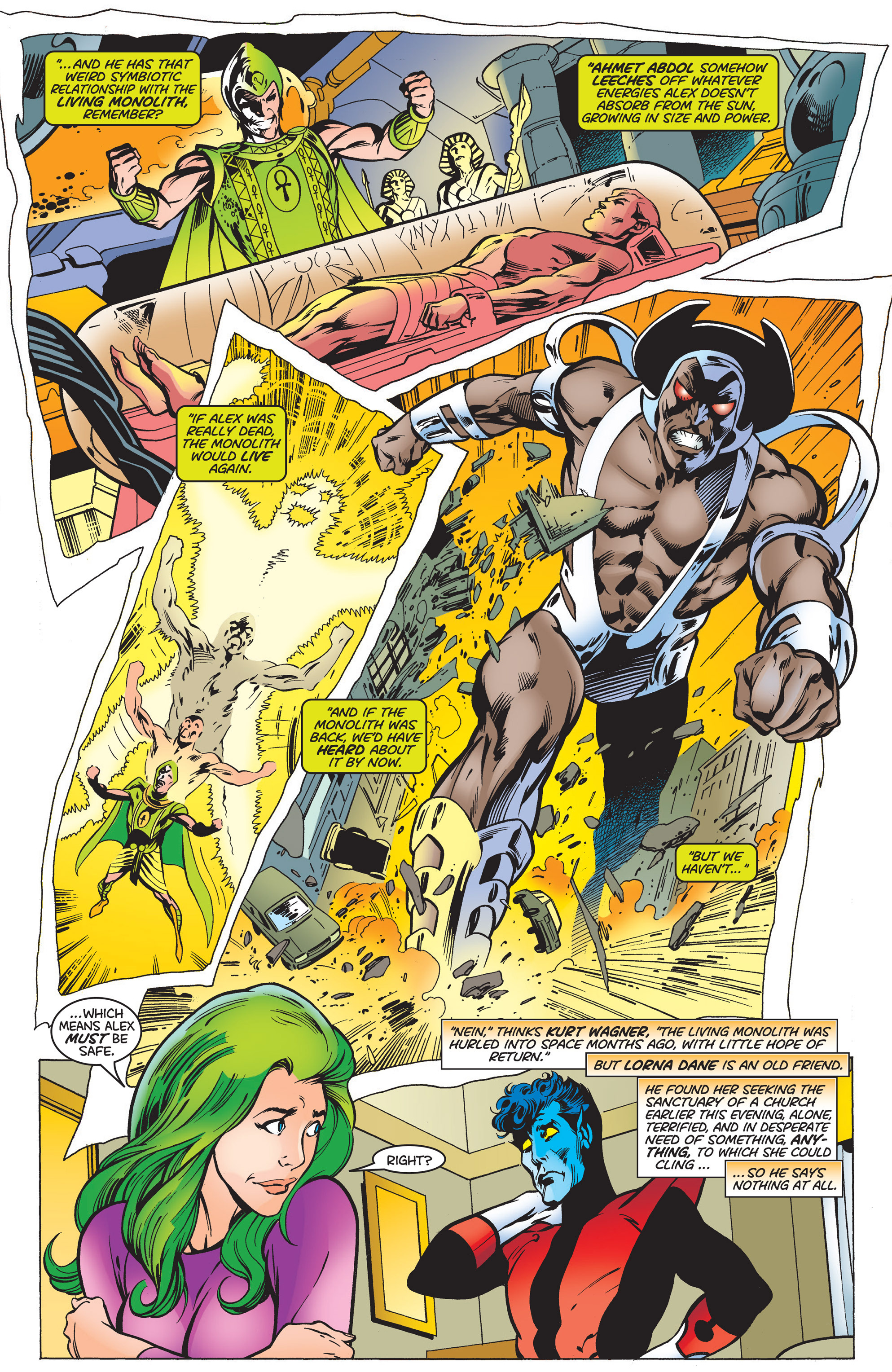 X-Men (1991) 94 Page 10