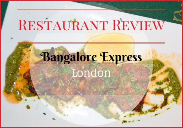Bangalore express london halal