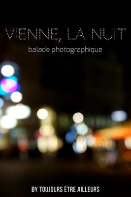 Balade photo de nuit dans Vienne, à la redécouverte des bâtiments emblématiques du centre historique. #Autriche #Vienna #Wien #citytrip #cityguide