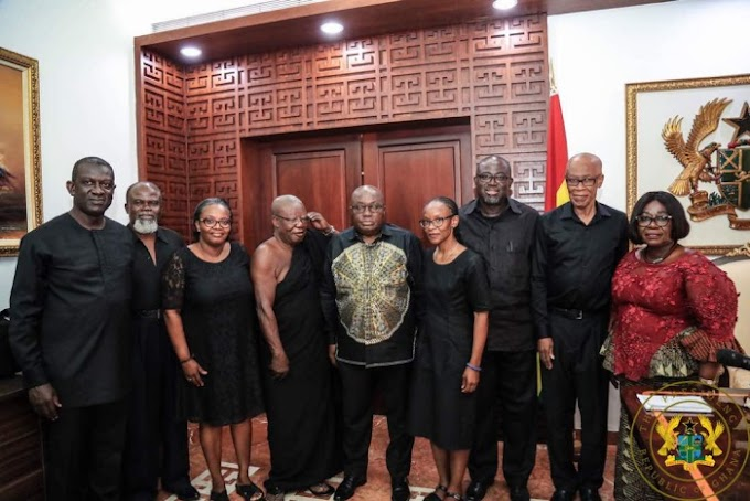State Burial For J.H. Mensah Slated For 17 August