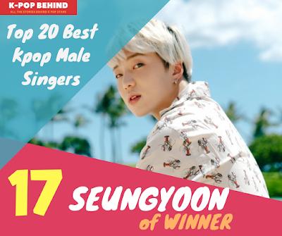 winner kang seungyoon
