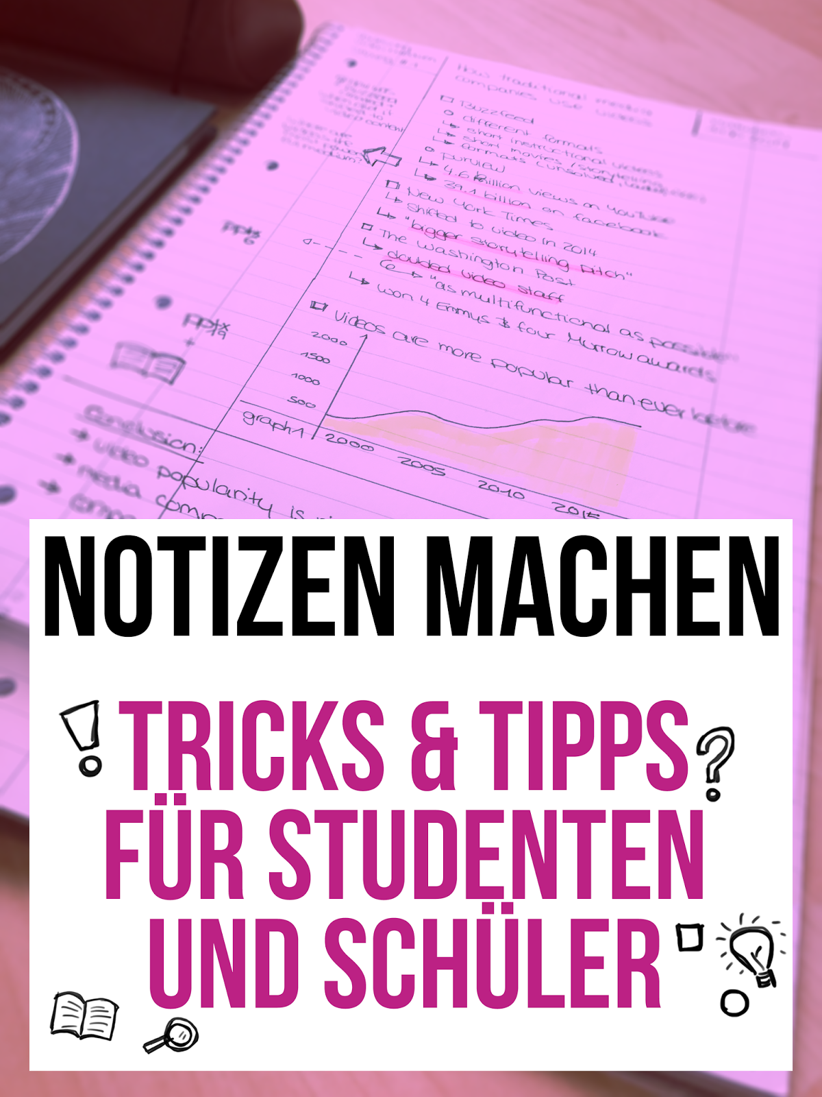 Notizen Machen