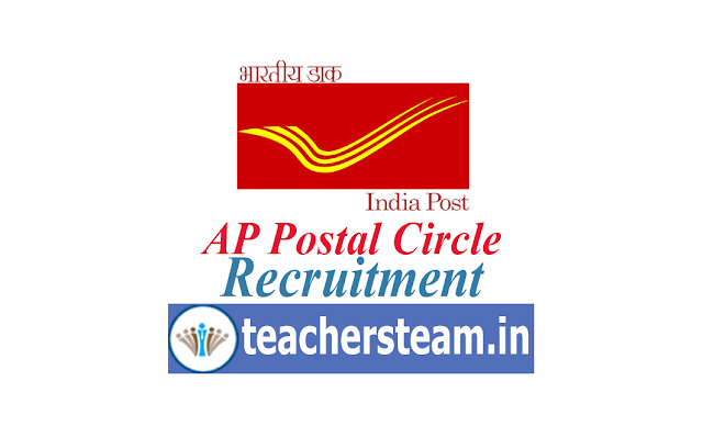 AP Postal Circle Recruitment notification 2019 to fill the vacancies of Multi Tasking Staff