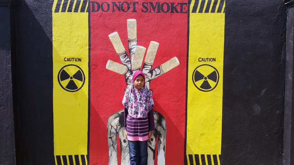Jangan merokok!