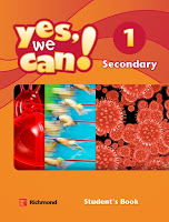 Yes we can 1 Student´s Book  Nuevo Modelo Educativo