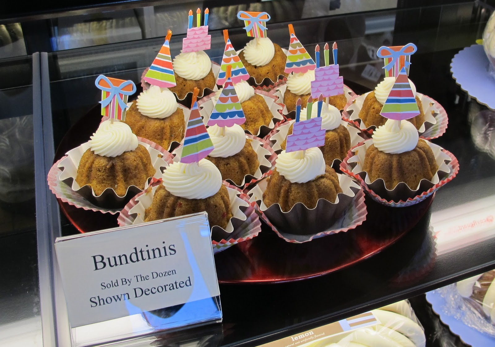 Nothing Bundt Cakes College Station Tx