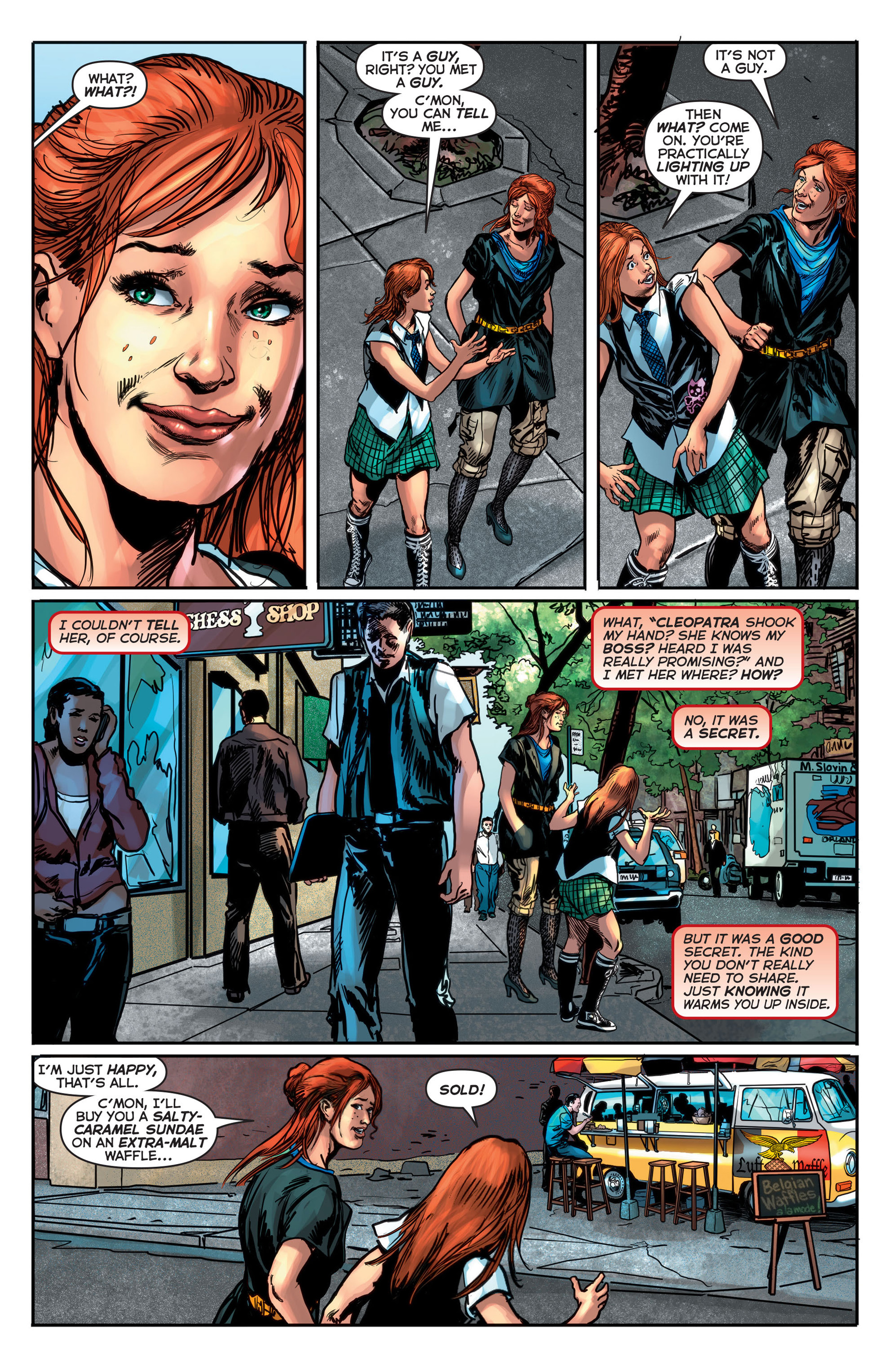 Read online Astro City comic -  Issue #2 - 16