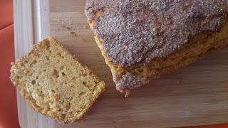 bizcocho de batata boniato camote asada costra azúcar y canela jugoso tierno esponjoso otoño receta horno cuca desayuno merienda postre