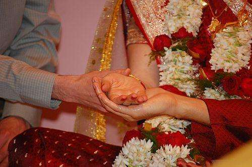 arranging a marriage in india by serena nanda