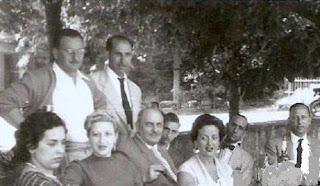 Juan Bäbler con su familia