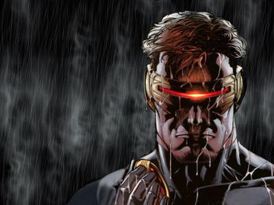 Scott Summers cyclops glasses