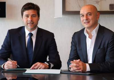 From castigating Levy to eulogising Pochettino