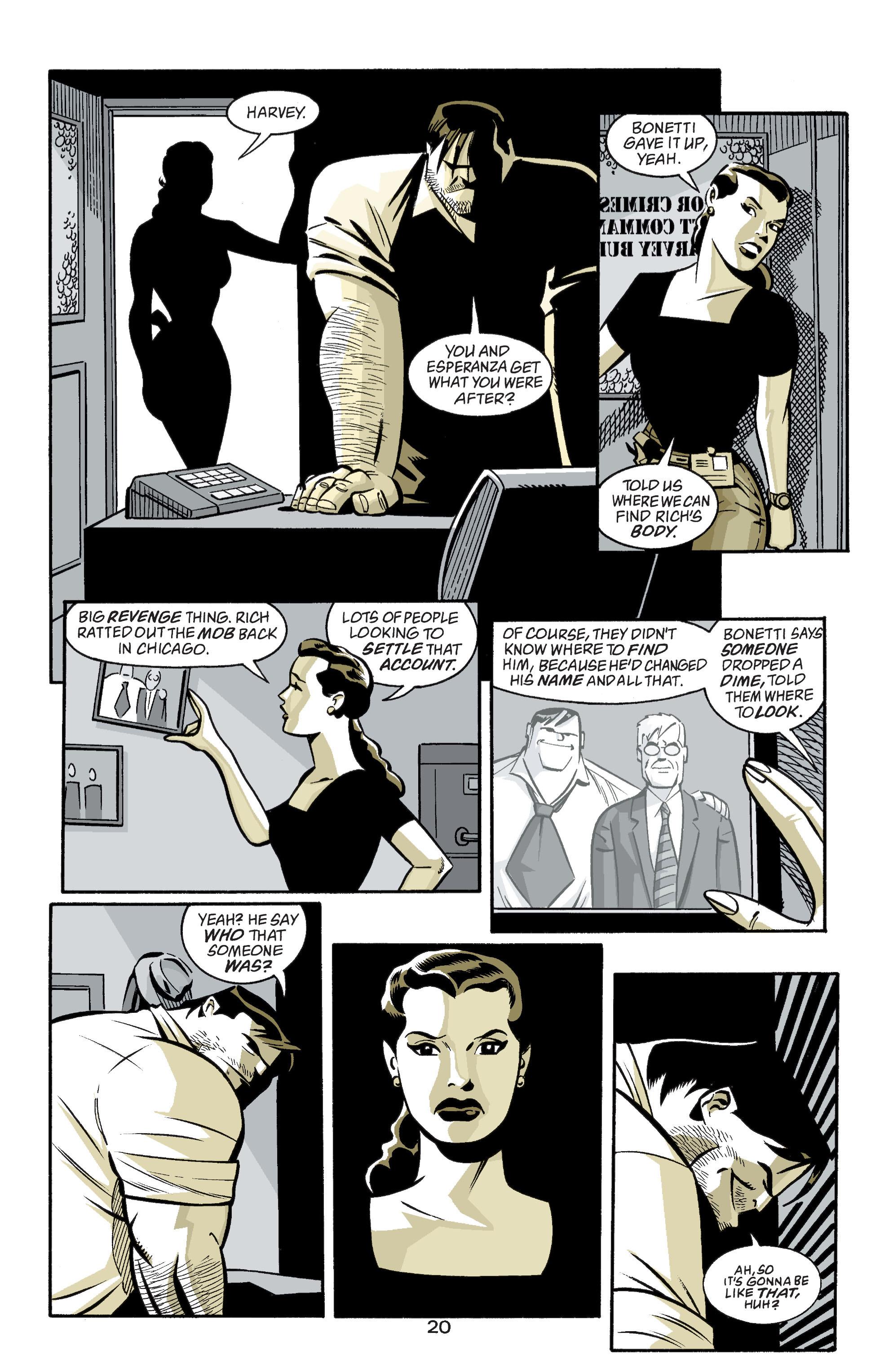 Detective Comics (1937) 762 Page 20