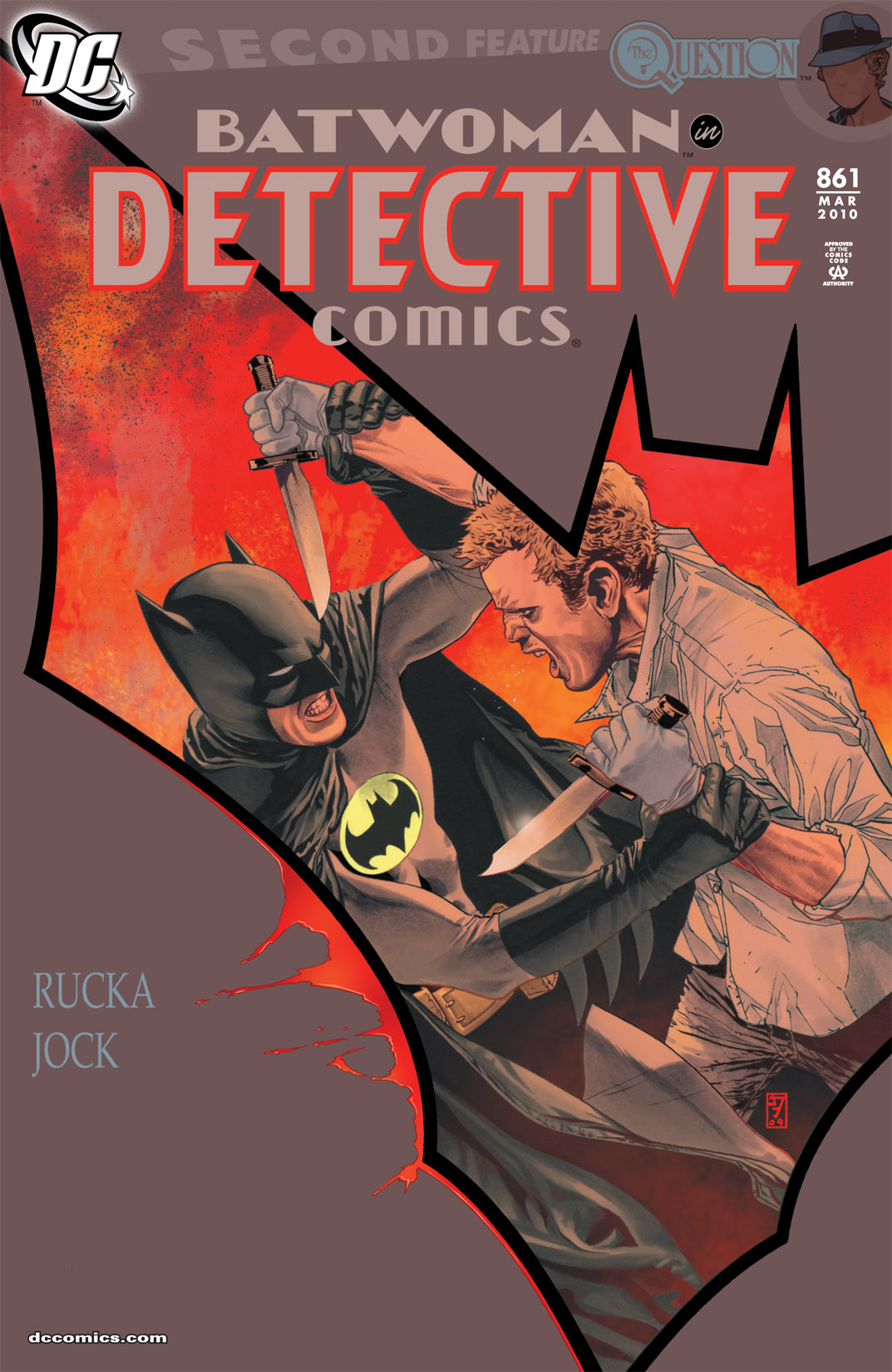 Detective Comics (1937) 861 Page 1